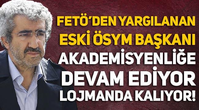 FETÖ'den yargılanan Ali Demir, akademisyenliğe devam ediyor ve lojmanda kalıyor!