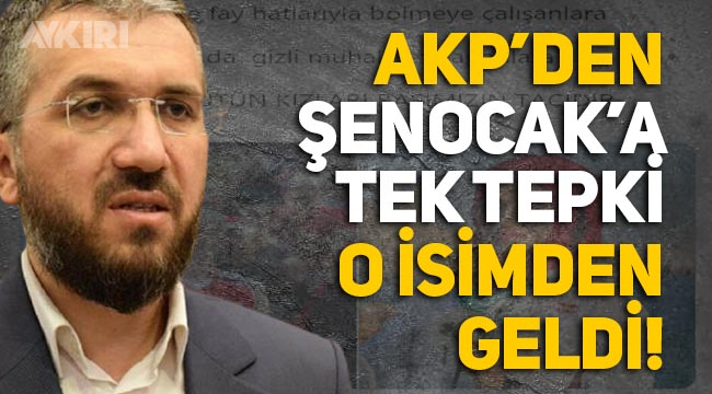 Filenin Sultanları'nı hedef alan İhsan Şenocak'a AKP'den tek tepki Tuba Durgut'tan geldi!