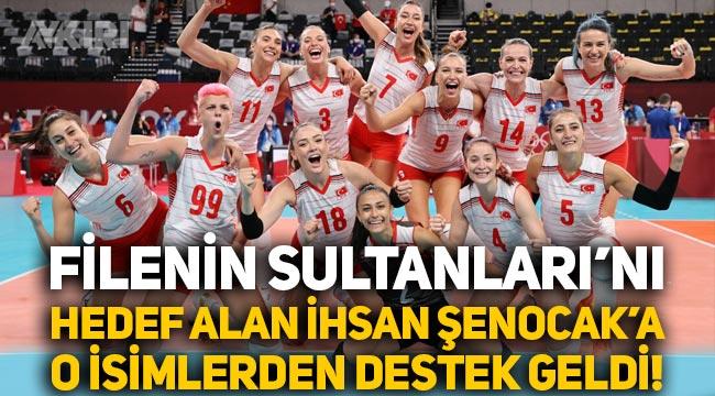 Filenin Sultanları'nı hedef alan İhsan Şenocak'a destek Cübbeli Ahmet ve Mehmet Boynukalın'dan geldi!