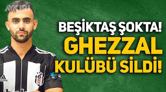 Ghezzal'dan şok hamle: Beşiktaş'ı sildi, Falcao'yu takibe aldı!