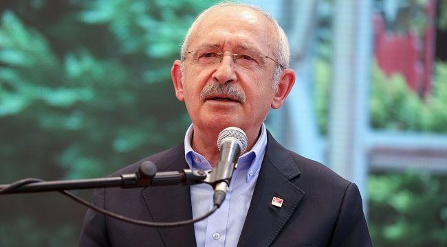 Kemal Kılıçdaroğlu programını iptal etti, yangın bölgesine gidiyor!