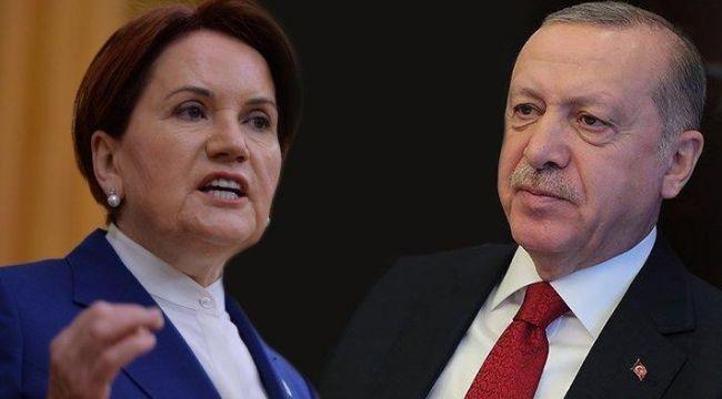 """Meral Akşener'den Erdoğan'a: """"11 maaşlı kifayetsiz danışmanlarının elinde adeta oyuncak..."""""""
