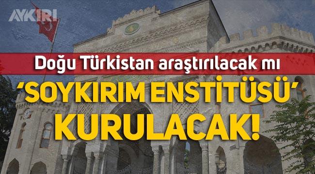 Resmi Gazete'de yayımlandı: İstanbul Üniversitesi'nde 'Soykırım Enstitüsü' kurulacak