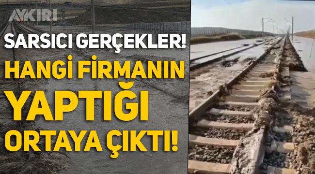 Sarsıcı Gerçekler: Ankara - Konya YHT hattını hangi firmanın yaptığı ortaya çıktı!
