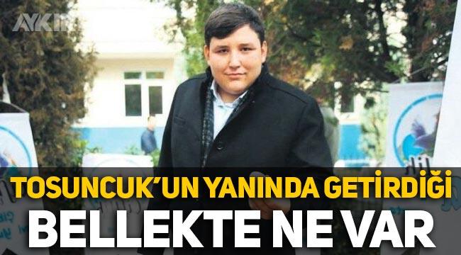 Tosuncuk Mehmet Aydın teslim oldu: Yanında getirdiği bellekte ne var?