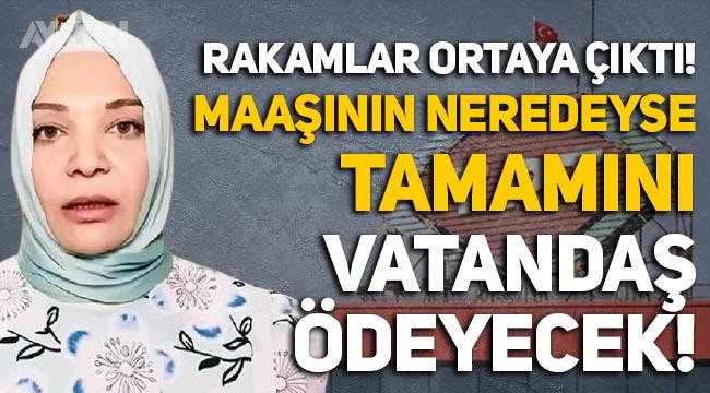TRT gelirleri ortaya çıktı: Hilal Kaplan'ın maaşının neredeyse tamamını vatandaş ödeyecek!