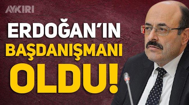 Yekta Saraç, Erdoğan'ın başdanışmanı oldu!