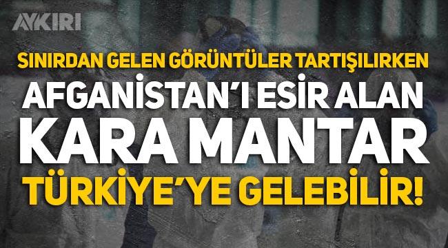 Yeni salgın: Afganistan'ı esir alan Kara Mantar Türkiye'ye gelebilir!