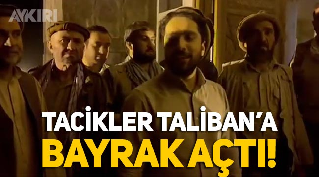 Afganistan Penşir'de Taliban'a karşı direniş! Ahmet Mesud, askerleri toplamaya başladı