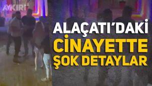 Alaçatı'da Alpay Kalyon cinayetinde şok detaylar: 34 suç kayıtları var