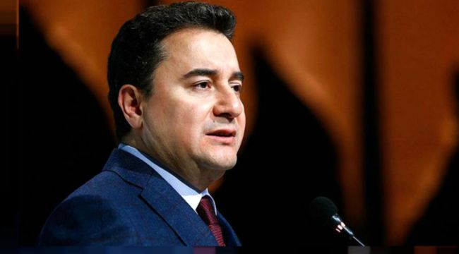 """Ali Babacan: """"Cumhurbaşkanlığı'ndaki en küçük uçağın fiyatına 10 tane yangın söndürme uçağı alınabiliyor"""""""