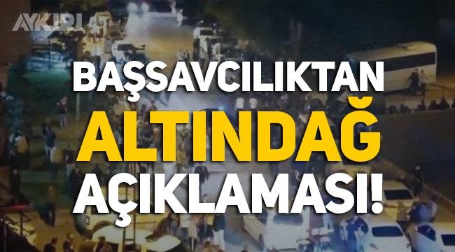 Ankara Cumhuriyet Başsavcılığından 'Altındağ' açıklaması: 61 şüpheliye işlem!