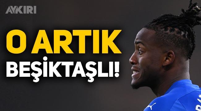 Beşiktaş, Batshuayi transferini açıkladı!