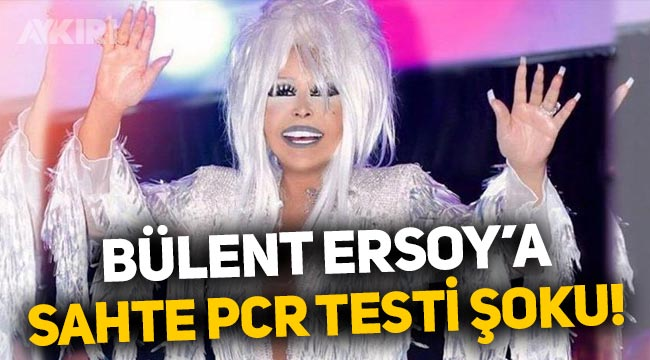 Bülent Ersoy'a sahte PCR testi şoku! Havalimanında saatlerce beklediler