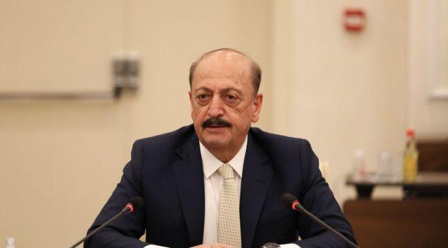 Çalışma Bakanı Vedat Bilgin'den '3600 ek gösterge' açıklaması