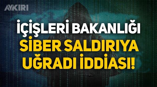 CHP'li Okan Gaytancıoğlu'ndan İçişleri Bakanlığı siber saldırıya uğradı iddiası