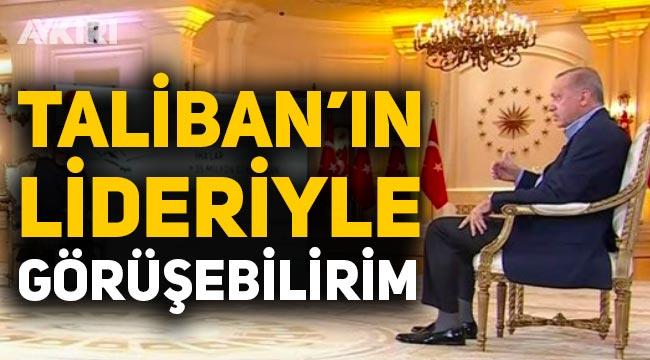 Erdoğan'dan kaçak geçişler ve Afganlar hakkında açıklama