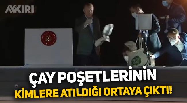 Erdoğan'ın Marmaris'te kimlere çay fırlattığı ortaya çıktı!