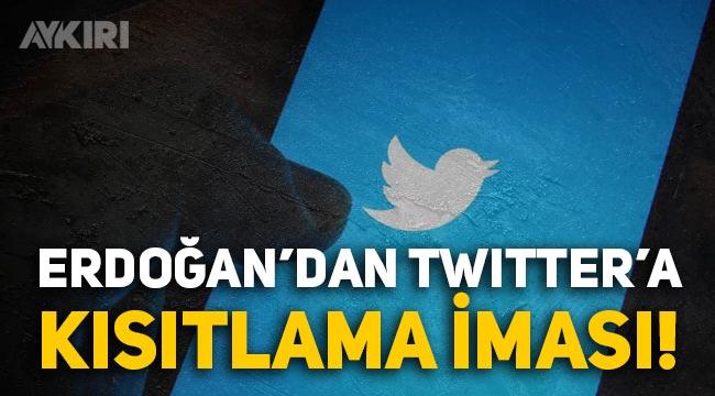 """Erdoğan: """"Sosyal medyaya hiç sıcak bakmıyorum, düzenleme yapılması gerekiyor"""""""