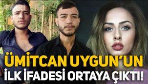 Esra Hankulu'nun şüpheli ölümü: Ümitcan Uygun'un ilk ifadesi ortaya çıktı!