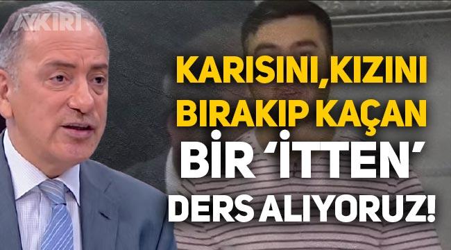 """Fatih Altaylı'dan Türklere hakaret eden Afgana tepki: """"Karısını, kızını bırakıp kaçan bir 'itten' ders alıyoruz!"""""""