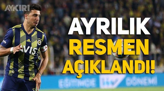 Fenerbahçe ayrılığı resmen açıkladı: Ozan Tufan Watford'a gitti!