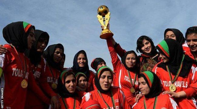 FIFA'dan Afganistan kadın futbol takımı için tahliye çağrısı