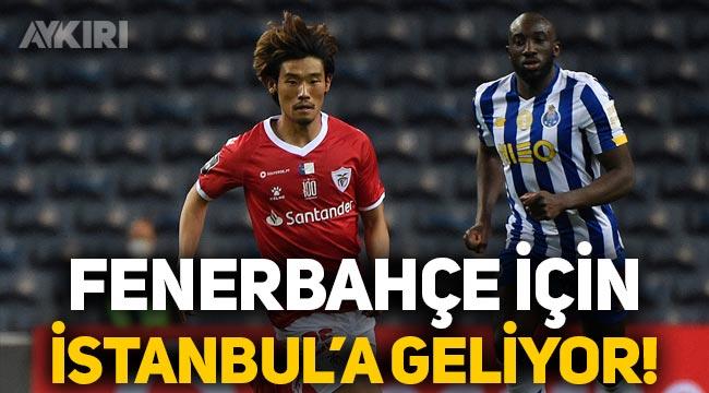 Hidemasa Morita, Fenerbahçe için İstanbul'a geliyor! Morita saat kaçta İstanbul'da olacak?