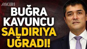 İYİ Parti İstanbul İl Başkanı Buğra Kavuncu saldırıya uğradı