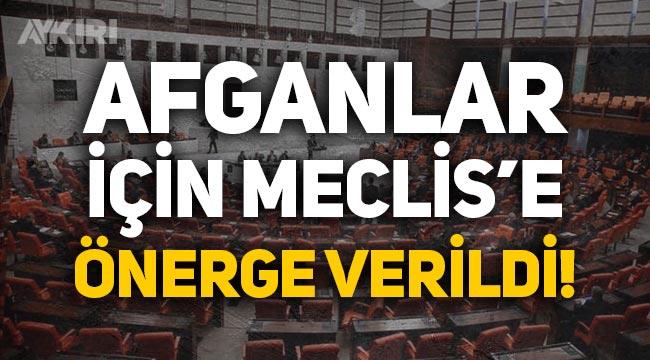 Kaçak girişler ve Afganlar Meclis gündemine taşındı! Lütfü Türkkan, Süleyman Soylu'ya sordu