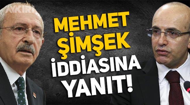 """Kemal Kılıçdaroğlu'ndan """"Mehmet Şimşek, Cumhurbaşkanı adayı olacak"""" iddialarına yanıt"""