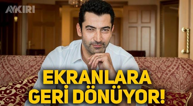 Kenan İmirzalıoğlu ekranlara geri dönüyor! Kenan İmirzalıoğlu'nun yeni dizisi ne?