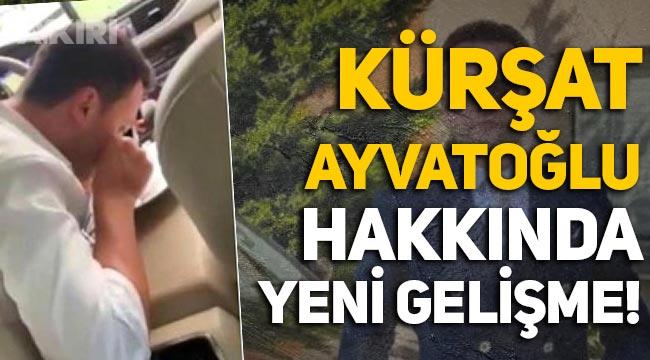 Kürşat Ayvatoğlu hakkında yeni gelişme: İstenen ceza belli oldu!