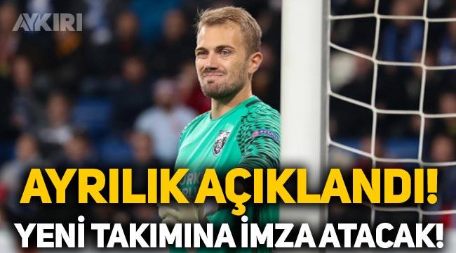 Mert Günok, Başakşehir'den ayrıldı: Beşiktaş'a imza atacak!