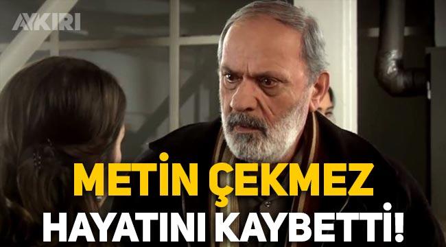 Metin Çekmez hayatını kaybetti, ünlü sanatçı Metin Çekmez'in ölüm nedeni