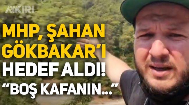 MHP'li İzzet Ulvi Yönter, Şahan Gökbakar'ı hedef aldı!