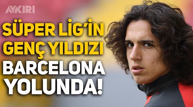 Süper Lig'in genç yıldızı Emre Demir, Barcelona yolunda!