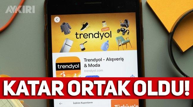 Trendyol'un yeni ortağı Katar oldu!