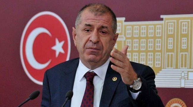 Ümit Özdağ, partisinin adını ve logosunu açıkladı