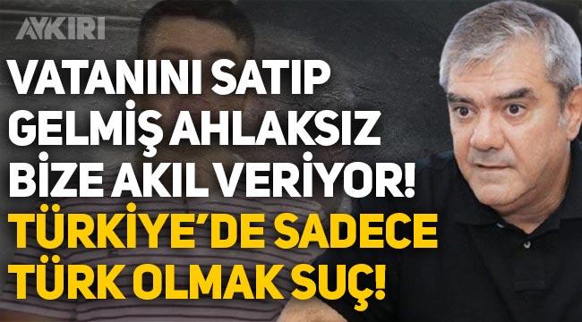 """Yılmaz Özdil: """"Vatanını satıp gelmiş ahlaksız küstah bir tane Afgan bize akıl veriyor, Türkiye'de sadece Türk olmak suç"""""""