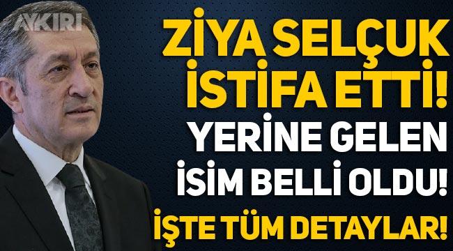 Ziya Selçuk istifa etti, yerine Mahmut Özer atandı! Milli Eğitim Bakanı Mahmut Özer kimdir?