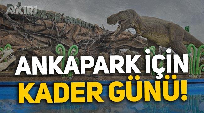 801 milyon dolarlık Ankapark için kader günü! Ankara Büyükşehir Belediyesine devredilecek mi?
