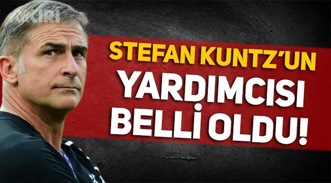 Stefan Kuntz'un yardımcısı kim oldu? A Milli Takım'da Stefan Kuntz'un yardımcısı belli oldu!