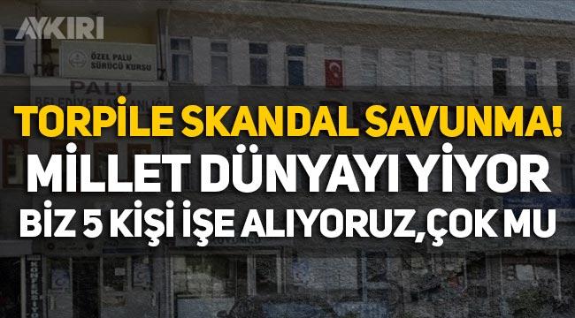 AKP'li belediyeden torpile skandal savunma: Millet dünyayı yiyor, 5 kişiyi işe alıyoruz, çok mu?