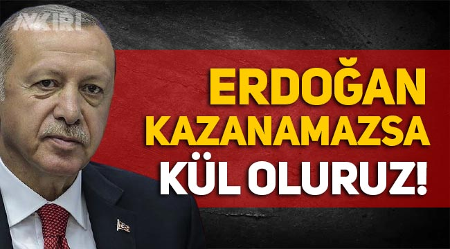 AKP milletvekili Oğuzhan Kaya: Erdoğan 2023'te seçilemezse hep beraber kül oluruz