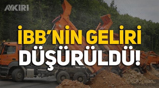 AKP ve MHP istedi, İBB iştiraki İSTAÇ'ın geliri düşürüldü!