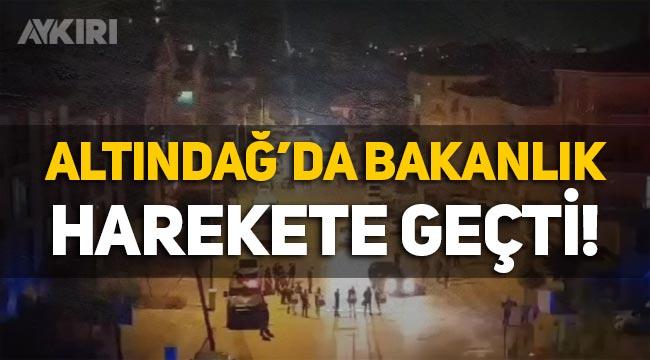 """Altındağ Ulubey'de Suriyeliler için harekete geçildi: """"Küçük Halep"""" yıkılıyor!"""