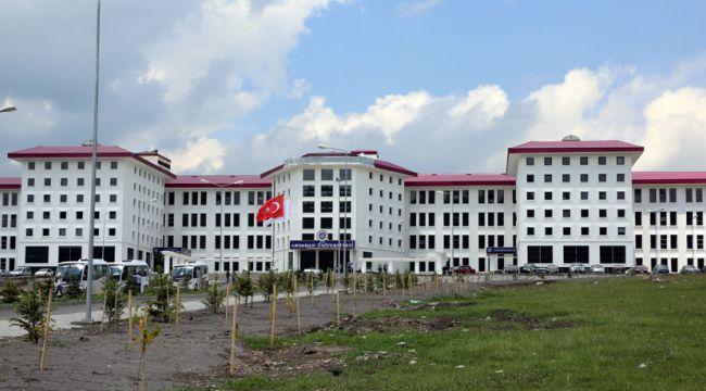 Ardahan Üniversitesi'ne sadece 204 öğrenci yerleşti