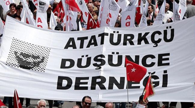 Atatürkçü Düşünce Derneği'nin yeni başkanı belli oldu!