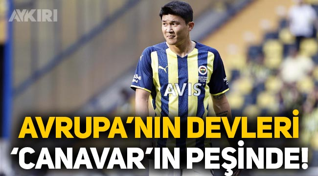 Avrupa kulüpleri Fenerbahçeli Kim Min Jae'nin peşinde!
